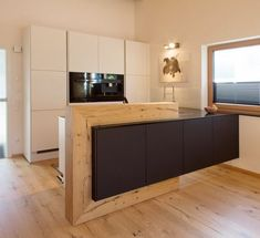 Innovation Küchen Kitchen And Bath, New Kitchen, Rustic Kitchen, Interior Design Kitchen, Home And Living, Home Kitchens, Sweet Home, Kitchen Cabinets, Architecture