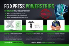 Love FGXPRESS Power Strips. My foot pain....gone! #NoPain