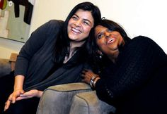 Tonya Moore and Rosa Covarrubias have a lot in common. Both are longtime members of Family Harvest Church in Tinley Park, where they sing in the choir. Both work as administrative assistants. They love to talk and laugh, and their birthdays are just weeks apart,