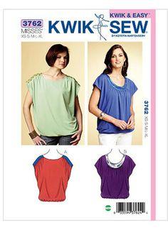 K3762   Kwik Sew Patterns