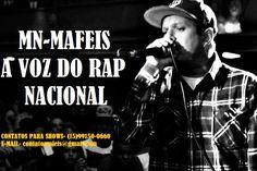 MN-MAFEIS A VOZ DO  #RAP #HIP-HOP BRASILEIRO (15) 99150-0660