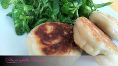 Pikant gefüllte Pancakes Meat, Chicken, Food, Meal, Food Food, Beef, Essen, Hoods, Meals