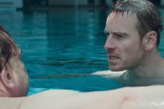 Michael Fassbender and Brendan Gleeson look close to having a heated argument in an exclusive clip from upcoming film, Trespass Against Us. The Adam Smith directed film follows Chad Cutler (Fassbender) as he tries to leave the Irish travelling community and escape the criminal ways of his family.