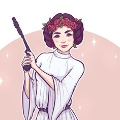 """Polubienia: 3,850, komentarze: 44 – Naomi Lord (@naomi_lord) na Instagramie: """"Here's a little commission I worked on last week for a lovely customer :3 Princess Leia with a…"""""""