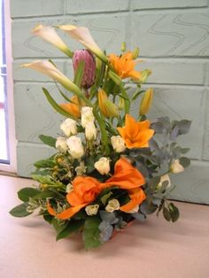 26 Best BAMBOO FLOWER ARRANGEMENTS Images Floral