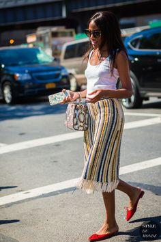 Gabby Prescod by STYLEDUMONDE Street Style Fashion Photography