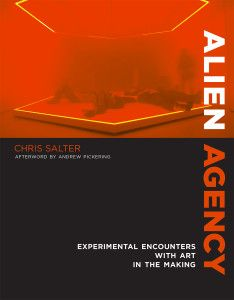 Alien Agency: Experimental Encounters with Art in the Making