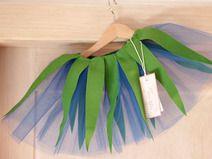 elfenröckchen blau
