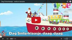 Sinterklaasliedjes - Dag Sinterklaasje welkom (karaokeliedje)