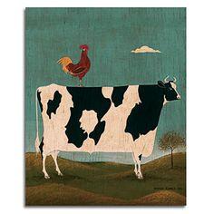 Animal Folk Art Paintings | Animal Folk Art