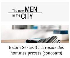 Braun Series 3 : le rasoir des hommes pressés (concours) Avec @cedricinthecity