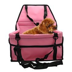 Portable Pet Booster Car Seat Lookout with Clip-On Safety Leash and Zipper Storage Pocket for Cats and Dogs Pets Up to 30lbs Pink https://dogtrainingcollar.co/portable-pet-booster-car-seat-lookout-with-clip-on-safety-leash-and-zipper-storage-pocket-for-cats-and-dogs-pets-up-to-30lbs-pink/