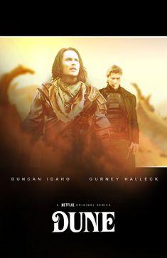 Idaho - Halleck ''Dune'' character concept poster by on DeviantArt Dune Characters, Character Concept, Concept Art, Star Fi, Dune Book, Dune Series, Dune Frank Herbert, Dune Art, Kino Film