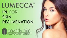 Lumecca is now available at the Beverly Hills Rejuvenation Center!  Lumecca uses intense pulsed light (IPL) to selectively target and treat skin conditions through selective photothermolysis. Optimized for light and dark skin, Lumecca treats a variety of skin types and conditions ranging from facial pigmentation, superficial vessels, skin texture and/or photo-damage.