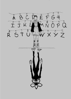 17 Wallpapers Para Celular Da Série Stranger Things Do Netflix Stranger Things Netflix, Demogorgon Stranger Things, Stranger Things Tattoo, Stranger Things Upside Down, Stranger Things Aesthetic, Minimalist Poster, Disney Minimalist, Drawings, Strangers Things