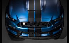 Ford Shelby GT350R Trompa fx