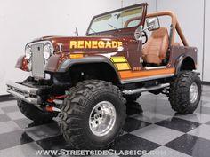 1983 Jeep CJ7 Truck