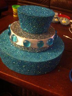 Cake Cupcake Stand Diy Masquerade Party Ideas