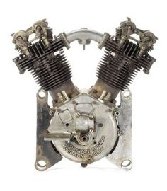 The stunning & very rare British 1924 Anzani 8 valve 1098 cc motor. Vintage Cafe Racer, Vintage Bikes, Vintage Racing, Vintage Cars, V Engine, Motorcycle Engine, Antique Motorcycles, Cars And Motorcycles, British Motorcycles