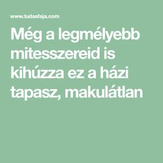 Még a legmélyebb mitesszereid is kihúzza ez a házi tapasz, makulátlan Kitchen Witch, Helpful Hints, Hair Beauty, Health, Life, Natural Beauty, Women's Fashion, Amazon, Dementia