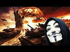 Anonymous - World War 3 is on the Horizon 2016