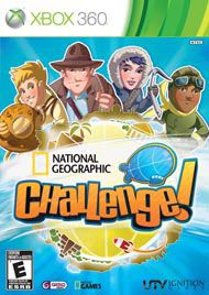 National Geographic Challenge! is an entertaining and exciting game for the entire family  -  and you can play in English, Spanish or French. Utilizing National Geographic's incredible archive of images and content, players explore the earth through geography and history, and begin a journey through the ages. Discover the works of Michelangelo, the secrets of the emperor Nero, the adventures of the great Caesar, the mysteries on the history of Charlemagne, the oddities of animal lives and…