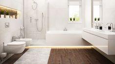 My vám přinášíme trik, jak spáry jednoduše vyčistit. Alcove, Bathtub, Flooring, Bathroom, Ideas, Oak Tree, Home, Standing Bath, Washroom