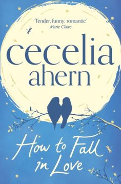 Book 6: A book set in a different country (Ireland). A surprisingly sweet story about a woman who has to try to convince a total stranger that life is worth living, even though her own life is kind of falling apart. I rank it near the top of my list of Cecelia's books.