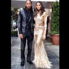 Ciara & Future Looking Glamourous Together Love Them Ciara Wilson, Celebs, Celebrities, Celebrity Couples, Beautiful People, Glamour, Formal, Wedding Dresses, Inspiration