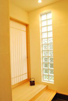 建築を考える-Shingo Architect:ガラスブロック