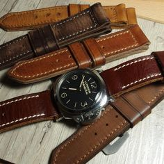 Which vintage @kyros_straps is your choice for the... - Panerai Central