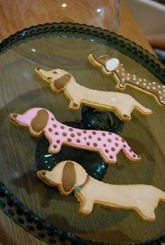 weenie cookies