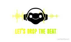 Drop The Beat - White