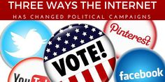 When it comes to political campaigns, the internet is unlike any other…