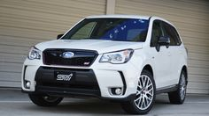 We test the Japanese market 2015 Subaru Forester tS. Subaru Forester Sti, Subaru Xt, Wrx, Impreza, Colin Mcrae, Best Gas Mileage, Mid Size Suv, Diesel Cars, Suv Cars