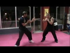 ▶ WING CHUN WITH FREE STYLE - YouTube