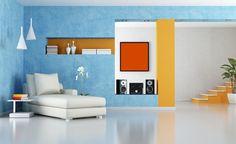 combinacion de colores para interiores