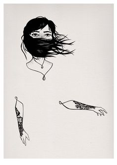 Illustrations by Shaun Hill (of Says Who)