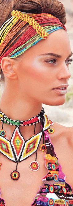 http://www.beadshop.com.br/?utm_source=pinterestutm_medium=pintpartner=pin13 Miçangas fashion Roupa miçanga
