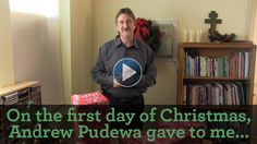On the first day of Christmas, IEW gave to me... #12days
