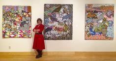 http://Sept 18,2015-Nov 7, 2015, JOHN LOUDER and ANNIE HELMERICKS-LOUDER, Albrecht Kemper Museum of Art, St. Joesph, MO, http://albrecht-kemper.org/event/john-louder-...