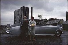 Les bidonvilles de Glasgow, selon Raymond Depardon