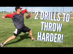 My 3 Favorite Drills to THROW HARDER in Baseball! In today's video, I'm going to show you 3 of my favorite baseball throwing dril. Espn Baseball, Marlins Baseball, Baseball Scores, Baseball Tips, Better Baseball, Baseball Players, Baseball Field, Baseball Season, Baseball Pants