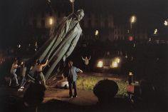 Москва, площадь Дзержинского, 22-е августа 1991 г.