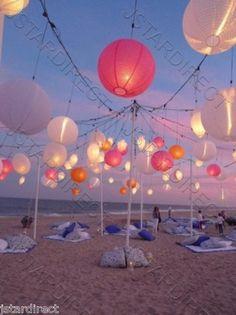 Battery Operated LED Light Bulbs for Paper Lantern Balloon Wedding Favor Decor | eBay