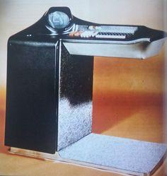 Profesjonalny terminal wideo, 1965, Mario Bellini