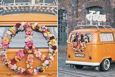 Der Fotobulli · Industrial Boho · Hochzeit Photobooth |