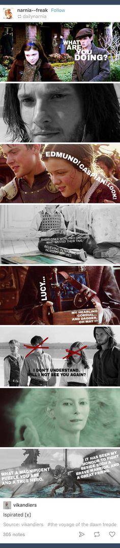 Narnia; Chronicles of Narnia; tumblr