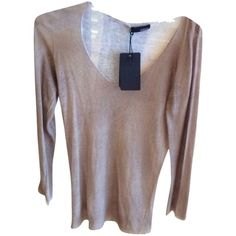"""Pre-owned """"avant Toi"""" Sweater ($205) ❤ liked on Polyvore"""