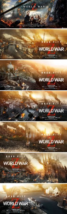World War Z with Brad Pitt - Visit this site -> http://healthtips101.us to read health and fitness guides.